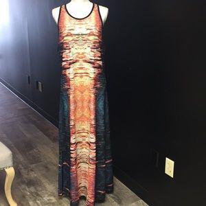 Just love tank maxi dress nwt new stretch
